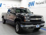 2003 Dark Gray Metallic Chevrolet Silverado 2500HD LS Crew Cab 4x4 #27449530