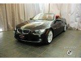 2007 Black Sapphire Metallic BMW 3 Series 328i Convertible #27449017