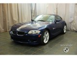 2007 Interlagos Blue Metallic BMW M Coupe #27449020