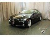 2009 Black Sapphire Metallic BMW 3 Series 328xi Coupe #27449026