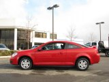 2007 Victory Red Chevrolet Cobalt LT Coupe #27449555