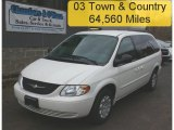 2003 Stone White Chrysler Town & Country LX #27449202