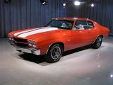 1970 Chevrolet Chevelle SS 396 Coupe Data, Info and Specs