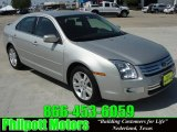 2008 Brilliant Silver Metallic Ford Fusion SEL V6 #27449218