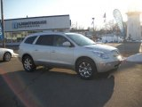 2010 White Diamond Tricoat Buick Enclave CXL AWD #27449700