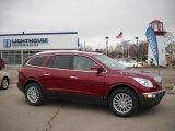 2010 Red Jewel Tintcoat Buick Enclave CXL #27449707
