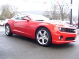 2010 Victory Red Chevrolet Camaro SS Coupe #27449058