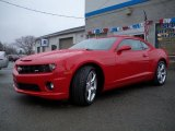2010 Victory Red Chevrolet Camaro SS Coupe #27449059