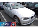 2007 Titanium Silver Metallic BMW 3 Series 328i Coupe #27449232