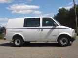 2000 Ivory White Chevrolet Astro Cargo Van #27449068