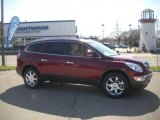 2010 Red Jewel Tintcoat Buick Enclave CXL #27449718