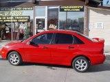 2005 Infra-Red Ford Focus ZX4 SE Sedan #2747013