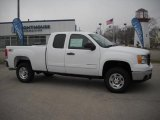 2010 GMC Sierra 2500HD SLE Extended Cab 4x4 Data, Info and Specs