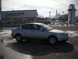 2003 Reflex Silver Metallic Volkswagen Passat GL Sedan #27449754