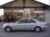 2004 Brilliant Silver Metallic Mercedes-Benz S 430 4Matic Sedan #2747036