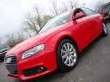 Audi A4 2009 Data, Info and Specs
