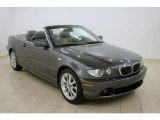 2006 Sparkling Graphite Metallic BMW 3 Series 330i Convertible #27499383