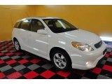 2007 Super White Toyota Matrix XR #27499287