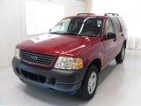2003 Redfire Metallic Ford Explorer XLS 4x4 #27499393