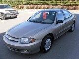 2003 Sandrift Metallic Chevrolet Cavalier Sedan #27499402