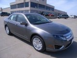 2010 Sterling Grey Metallic Ford Fusion Hybrid #27499423