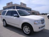 2007 White Chocolate Tri-Coat Lincoln Navigator Luxury #27499426