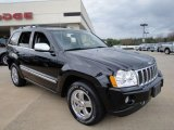 2006 Black Jeep Grand Cherokee Overland 4x4 #27499331