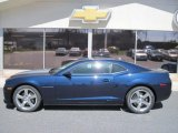 2010 Imperial Blue Metallic Chevrolet Camaro SS/RS Coupe #27544787