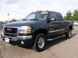 2006 GMC Sierra 2500HD SLT Extended Cab 4x4 Data, Info and Specs