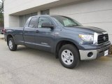2008 Slate Gray Metallic Toyota Tundra Double Cab 4x4 #27544572