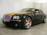 2008 Brilliant Black Crystal Pearl Chrysler 300 C HEMI Hurst Edition #27543989