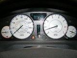 2008 Chrysler 300 C HEMI Hurst Edition Gauges