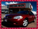 2006 Sport Red Metallic Chevrolet Monte Carlo LT #27544408