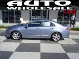 2009 Glacier Blue Metallic Acura TSX Sedan #27544621