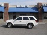 2006 Stone White Jeep Grand Cherokee Laredo #27544414