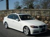 2007 Alpine White BMW 3 Series 335i Sedan #27544143
