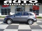2010 Polished Metal Metallic Honda CR-V EX-L AWD #27544639