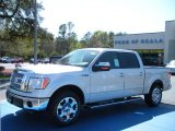 2010 Ingot Silver Metallic Ford F150 Lariat SuperCrew #27544154