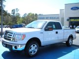 2010 Oxford White Ford F150 XLT SuperCab #27544166