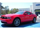2011 Race Red Ford Mustang GT Premium Coupe #27544168