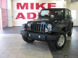 2010 Natural Green Pearl Jeep Wrangler Sport 4x4 #27544432