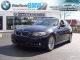 2009 Monaco Blue Metallic BMW 3 Series 335xi Sedan #27544036