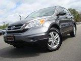 2010 Polished Metal Metallic Honda CR-V EX #27544294