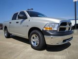 2010 Light Graystone Pearl Dodge Ram 1500 ST Crew Cab #27544737