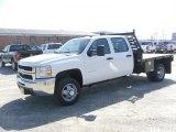 2010 Chevrolet Silverado 3500HD Work Truck Crew Cab 4x4 Dually Data, Info and Specs