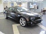 2010 Black Chevrolet Camaro SS Coupe #27544941