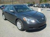2008 Magnetic Gray Metallic Toyota Camry Hybrid #27544968