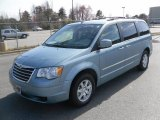 2010 Clearwater Blue Pearl Chrysler Town & Country Touring #27544981