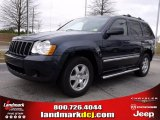 2010 Jeep Grand Cherokee Modern Blue Pearl