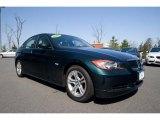 2008 Deep Green Metallic BMW 3 Series 328xi Sedan #27624960